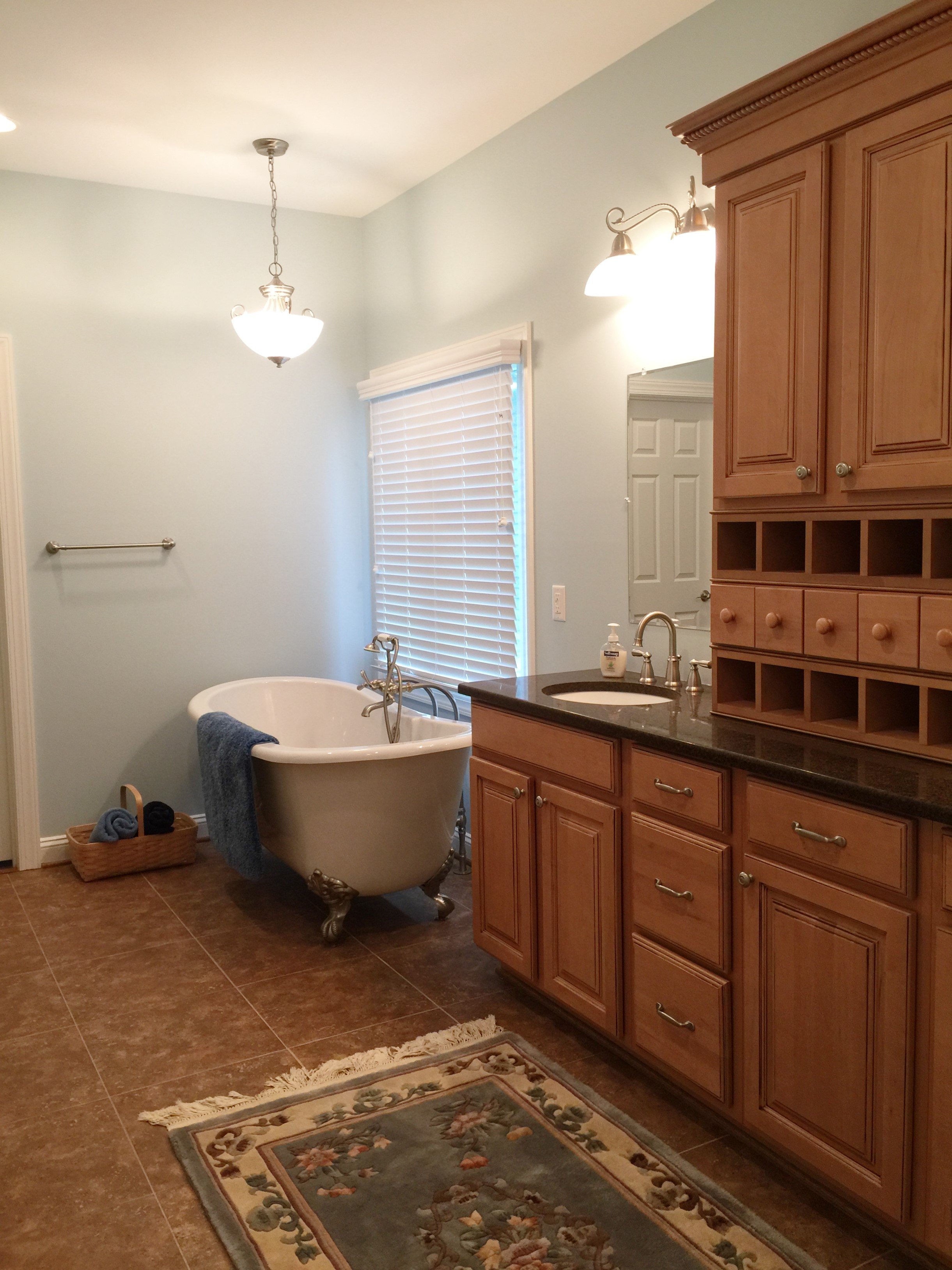 Guest House Master Bath